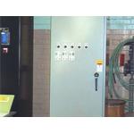3-25hp VFD Panel