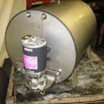 BSI 50 gallon Shorty condensate