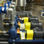 BSI Horizontal Pump Skid System
