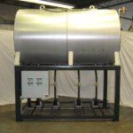BSI Low-pressure horiz 1000gal condensate
