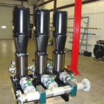 Compact Large CR skid