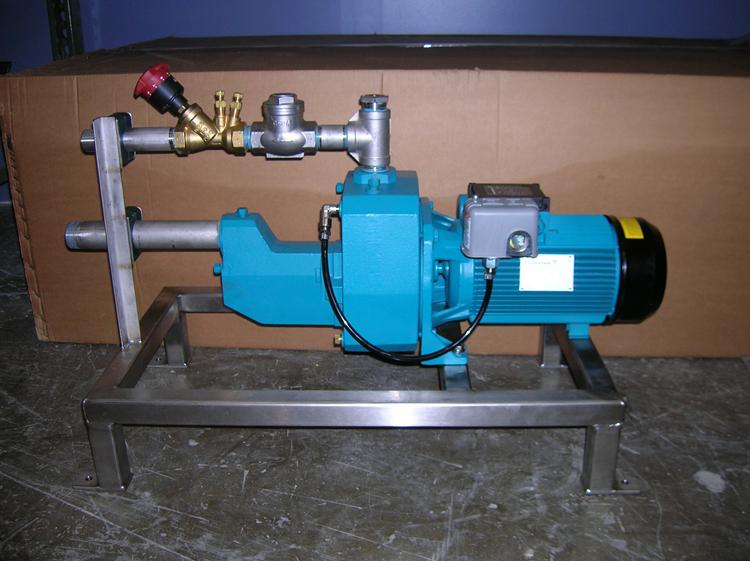 Packaged Pump Skids Gallery Gt Bsi Mechanical Inc