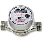 Water Meter Model 1700 Series single-jet