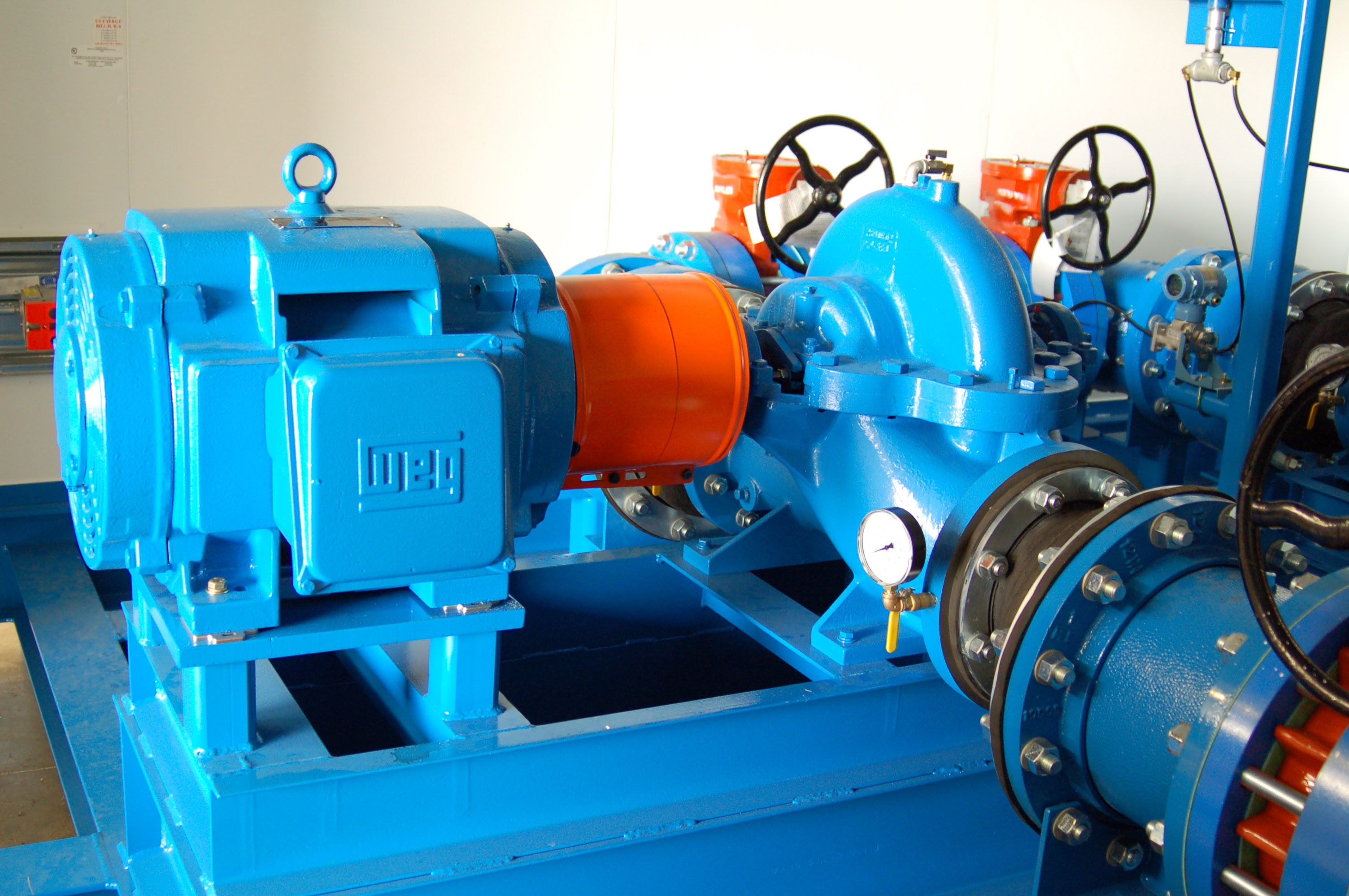 Peerless Pump > BSI Mechanical, Inc