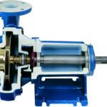 F-pump Cutaway