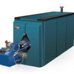 Multi-Pass Commercial Boiler