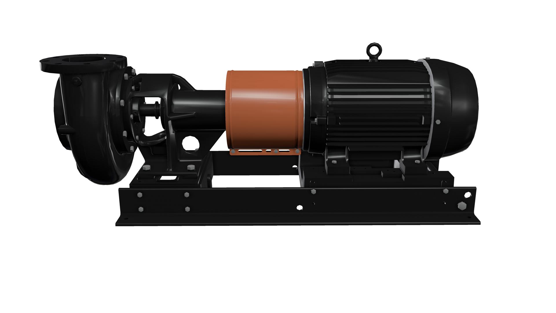 LF Frame Mounted Centrifugal Pump > BSI Mechanical, Inc