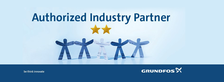 Grundfos Authorized Industry Partner